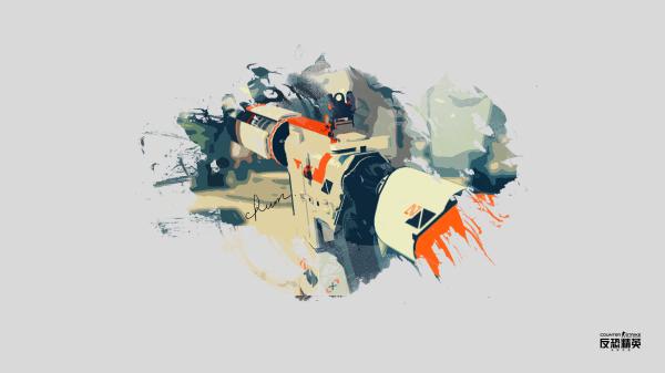 cs 官网_【Crum】2月壁纸-中国水墨风CSGO官方网站 - 反恐精英:全球攻势 ...