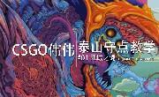 CSGO官方网站 泰山守点教学 01 死城之谜