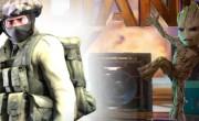 CSGO官方网站 当银河护卫队遇到CS